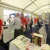 Museum Stand At The Investec Cup