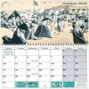 The Hockey Museum Calendar For 2017
