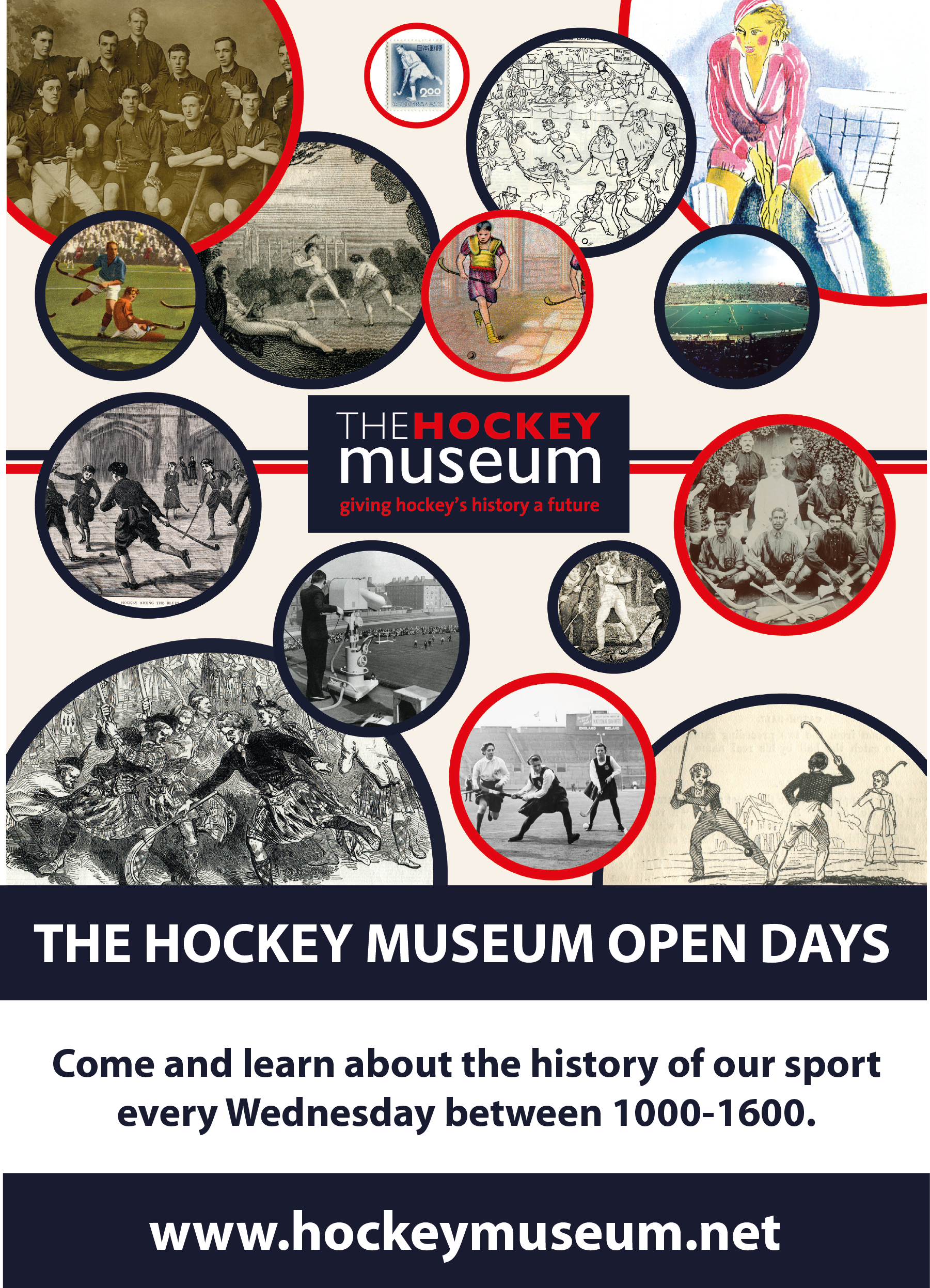 The Hockey Museum Open Days